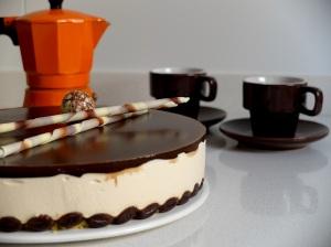 Mousse cafè