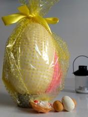 Com fer un ou de xocolata