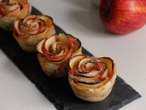 com fer roses de poma