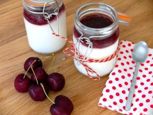 recepta mousse de iogurt