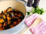 recepta musclos amb salsa