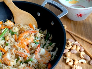 recepta-arros-wok-llagostins
